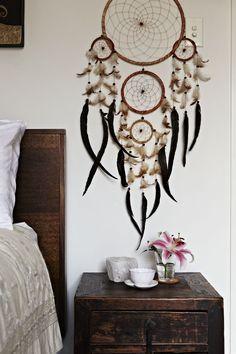 kesem boy * chic / boho / vintage / interiors / by Talia Mazor (bedroom) @Brenda Holloway @kesemboy
