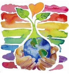 Celebrating Earth Day Yoga Activities