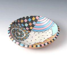 #ceramic #pottery #handmade #clay Ceramic Bowls, Ceramic Pottery, Clay, Plates, Ceramics, Tableware, Handmade, Clays, Licence Plates