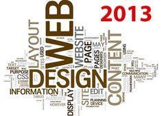 Most lovable web #Design & development trends – #2013