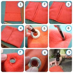 diy cat hammock details