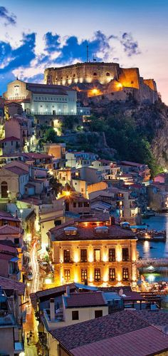 Scilla ~ Calabria, Italy