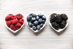 Frutti di bosco - foto stock