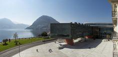 Tessiner Kunstleben - Kulturzentrum in Lugano eröffnet