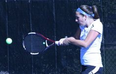 Women's Tennis Fights Into NAC Postseason
