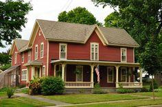1897 House Primitives