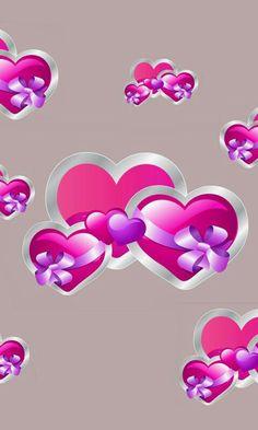 Pink And Silver Photo · Artistic Desktop HD Wallpapers Heart Iphone Wallpaper, Rose Wallpaper, Cellphone Wallpaper, Wallpaper Ideas, Wallpaper Quotes, Cool Backgrounds Wallpapers, Best Iphone Wallpapers, Wallpapers Android, Heart Background
