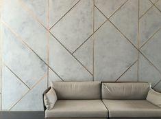 Farby dekoracyjne, beton architektoniczny, cena, tekstura - Novacolor