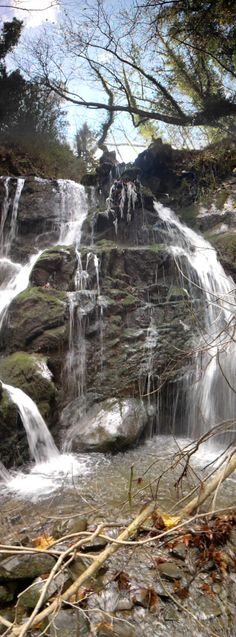 water...falls
