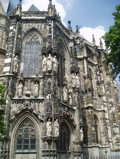 Aachen Cathedral Details
