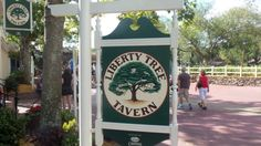 Disney Dining Review Liberty Tree Tavern - Disney Dining Information