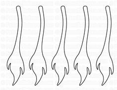 Lion Tail Pattern
