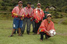Equipo soñado de la comunidad de Qollana en el distrito de Lares (Calca, Cusco).