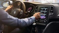 Renault MÉGANE – Új technológiás műszerfal