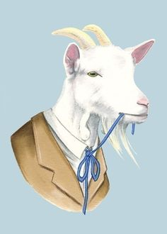 billy goat - ryan berkley