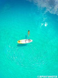 SUP and Swim