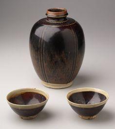 Bottle, 12th-13th century, Jin dynasty