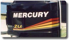 Mercury Outboard Decals - www.boatnames.com.au Mercury Outboard, Decals, Tags, Sticker, Decal