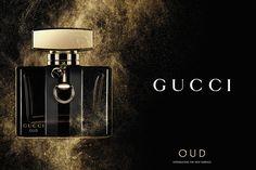 Parfum du Jour - Gucci Oud  Un  parfum opulent inspiré par les voyages exotiques d'antan. Elaboré à partir d'un mélange réinventé d'ingrédients orientaux traditionnels, ce parfum unisexe moderne est à la fois riche et sensuel – un pur produit de l'univers Gucci.  Eau de Parfum 50ml : 238dt  #Fatales #Fragrances #Gucci #Oud