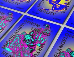 """Check out new work on my @Behance portfolio: """"Michelangelo, From fresco to virtual reality"""" http://be.net/gallery/44092357/Michelangelo-From-fresco-to-virtual-reality"""
