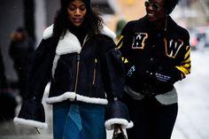 Le 21ème / Washington Street | New York City  #Fashion, #FashionBlog, #FashionBlogger, #Ootd, #OutfitOfTheDay, #StreetStyle, #Style