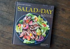 Salad of the Day: 365 Recipes for Every Day of the Year by Georgeanne Brennan