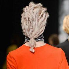 faux dreads
