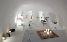 Una casa de estilo griego perfecta para las vacaciones