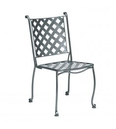 Maddox Bistro Side Chair - Stackable