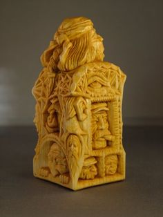 Whittle Doodle by Woodbee Carver #woodbeecarver #carving #woodcarving #whittling