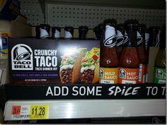 Taco Bell Taco Shell