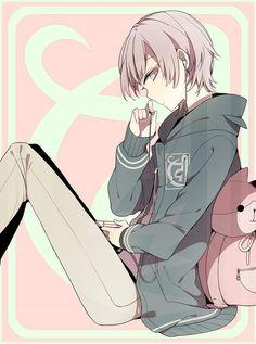 Nanami Chiaki Genderbend Dangan Ronpa 2