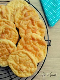 FIT & SWEET : CLOUD BREAD