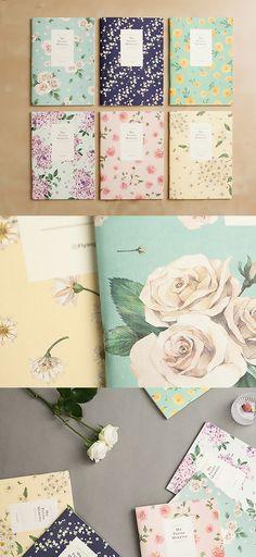 Large Blossom Notebook v2 Set