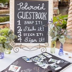 Alternative wedding guest book ideas - we all want a guestbook idea that would stand out against the crowd - take a look at these unique guest book ideas Birthday Party Decorations Diy, Craft Party, Diy Party, Party Ideas, Wedding Decorations, Birthday Crafts, Do It Yourself Wedding, Plan Your Wedding, Budget Wedding