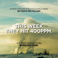 Rolling the Dice: CO2 levels hit milestone amid global inaction on climate change