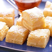 Weight Watchers Key Lime Bars