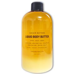 Liquid Body Butter is finally back in stock. To everyone who pre-ordered your bottle, please keep a lookout for your confirmation e-mails, as your packages will be going out tomorrow. We apologize for the delay and thank you all for your continued support... and for making Sheair Butters such a monumental success in only two short years. Your patience and generosity will be rewarded with a beautiful, clear, even-tone complexion. Body Butter, Shea Butter, Cracked Lips, Coily Hair, Dry Nails, Cleansing Oil, Natural Glow