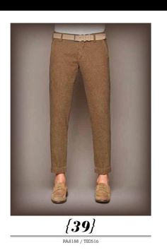 Piedepull trousers- for a warm winter