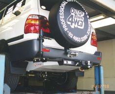 Long Ranger Replacement Fuel Tank - Toyota Land Cruiser 100 Series