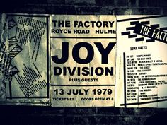 Manchester bands become station artworks - in pictures Jordan Bolton, a 21-year-old Manchester artist and musician, has created these poster-style artworks of iconic Manchester acts – including the Stone Roses, the Smiths and John Cooper Clarke – for his exhibition Still Lives: Music in Manchester, 1976-1992,