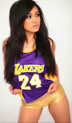 Asian laker girl