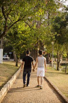 Projeto O Nosso Afeta te Afeta? Que registra o amor entre casais homossexuais - Foto: Ana Piacente