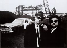 Blues Brothers - I should totally do this with the boys and then surprise J with it. He would LOVE it for his half of the man/mommy cave!