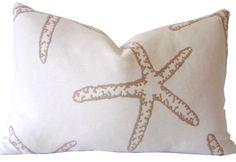 Handmade Coastal Pillow Covers and Custom Pillows by California Livin Home Coastal Style, Coastal Decor, Coastal Cottage, Coastal Living, Beach Bedding, Beach Pillow, Nautical Pillows, Beach Room, Decorative Pillow Covers