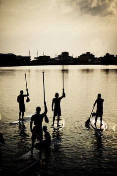 OMM Photo Of The Day 04/19/12: Stand-Up Paddle board Race along a coastal dune lake near Seaside, Florida. www.outdoormindedmag.com