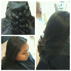 Today's #SparkleBeautyParlor #hair transformation <3 #SBP #NYC #HairGoals #Hair #HairTransformation #HairSalon #Manhattan #EastHarlem #HairCut #HairStyle #NYCLife #Balayage #HairColor #instahair #instagood #blonde #gorgeous #hair