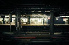 Subway . New York Laurie Diaz Photographe - Studiole carré