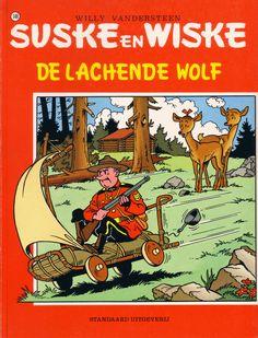 De lachende wolf