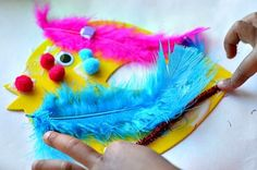 decorating-birds-fine-motor-spring-crafts-for-kids1.jpg (500×332)